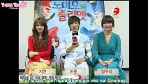 [Vietsub] ETN Entertainment Station - Gnomeo and Juliet (T-ara Team)