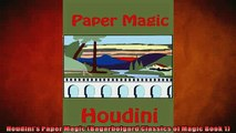 PDF Download] The Magic of Houdini [Download] Online - video