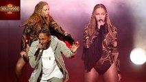 Beyonce's INCREDIBLE Opening Act With Kendrick Lamar | BET Awards 2016 | Hollywood Asia