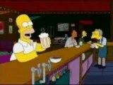 Pub Simpsons mastercard