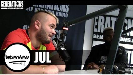 JUL - Interview #Emotions (Live des studios de Generations)