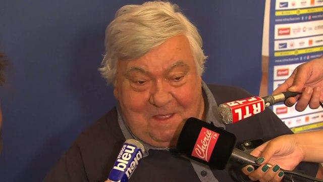 Foot - L1 - MHSC : Louis Nicollin «J'aime ce club plus que tout»