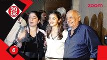 Pooja Bhatt is impressed with Alia Bhatt's performance in 'Udta Punjab' - Bollywood News #TMT
