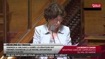 Les matins du Sénat : Fin de parcours pour la loi travail au Sénat (28/06/2016)