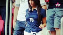 Euro 2016 - Ludivine Sagna, la WAG sexy de Bacary Sagna