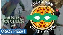 Ninja Turtles 2 - Crazy pizza !