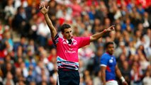 "Joubert ""Thrilled"" to referee Sevens at Rio Olympics"