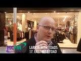 99.8 KCFM - Larkin with Toads - 17 EASTWEST TOAD
