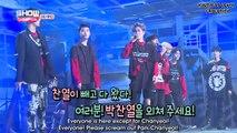 [ENG] 160628 Showchampion behind- EXO
