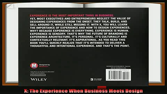 behold  X The Experience When Business Meets Design