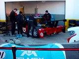 Ganassi 01 at Rolex 24 Hours of Daytona 2009