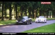 Audi A5 Cabriolet contre BMW Série 3 Cabriolet