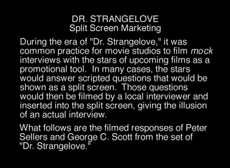 Split-Screen Interviews
