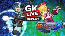 Mighty No. 9 - GK Live