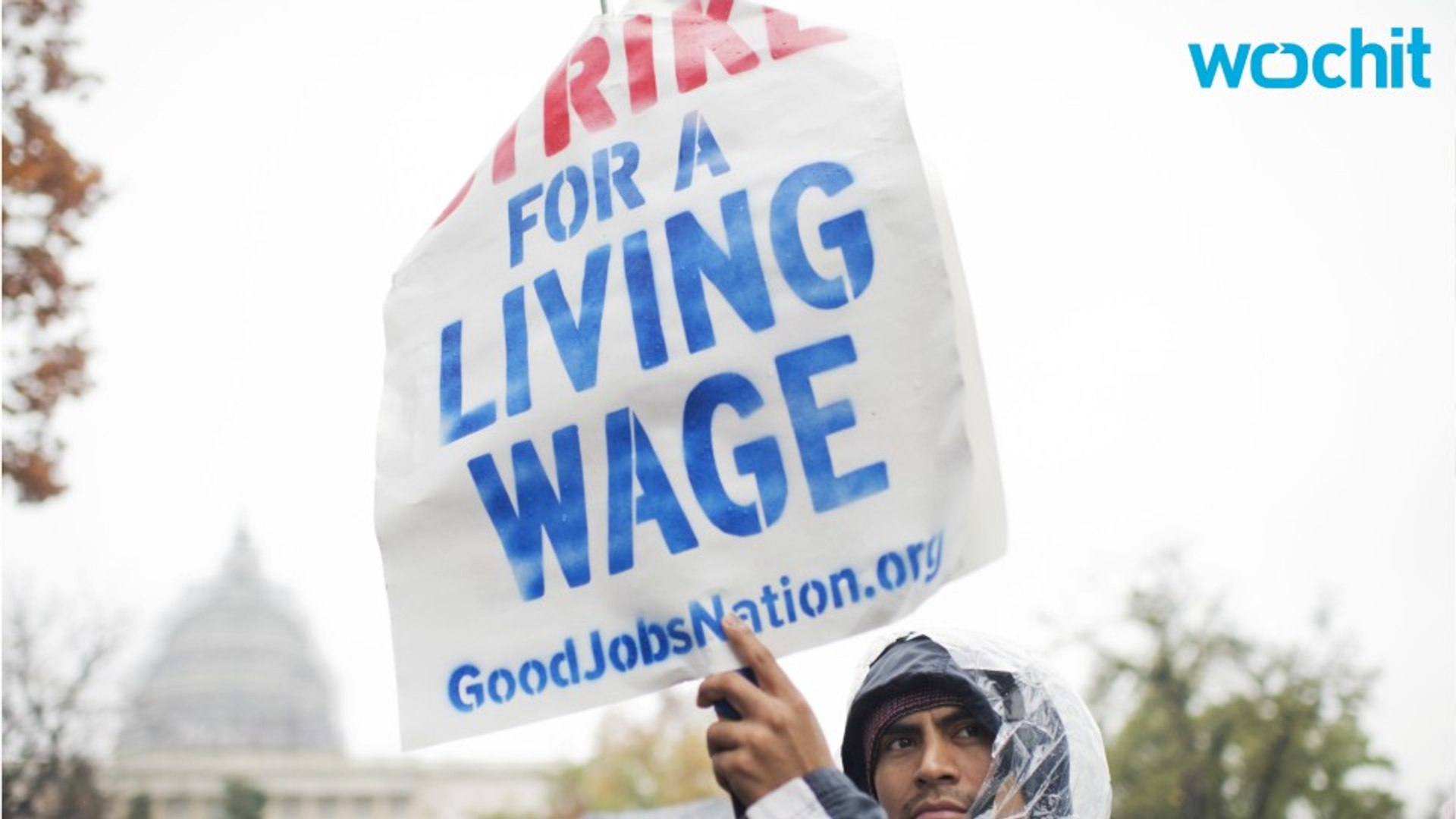 New DC Law:  Min. Wage Is $15/hour