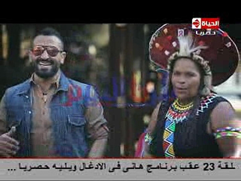 رقص أحمد سعد