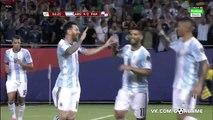 Lionel Messi Hattrick - Argentina vs Panama 4-0 (Copa America) 2016