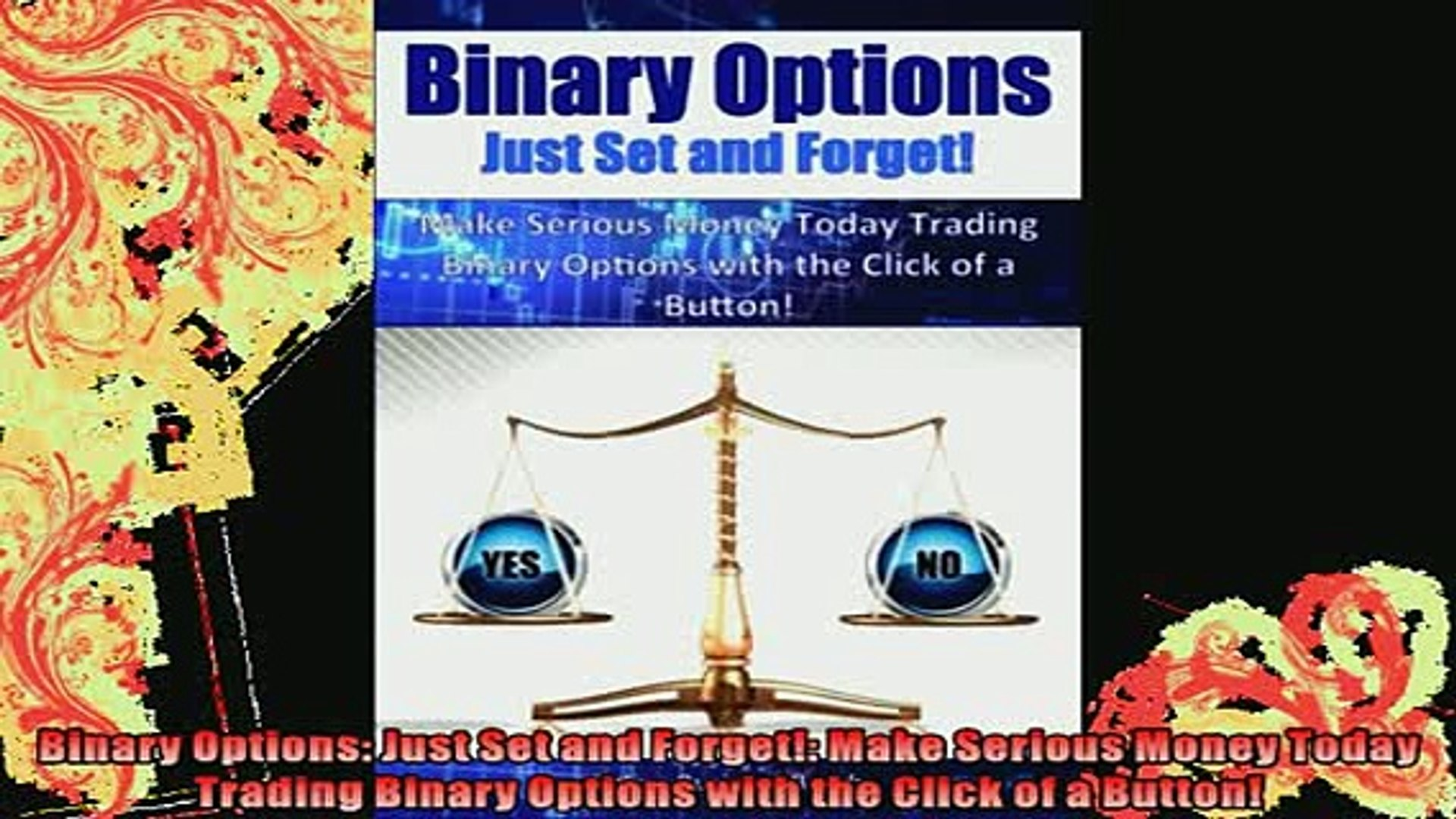 Set and forget binary options sports betting team stats