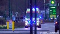 A1 Ambulance 20-132 Met Spoed Naar Schoolstraat Dongen