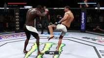 EA SPORTS UFC 2 ● MMA UFC 2016 ● OVINCE SAINT PREUX VS MAURICIO SHOGUN RUA