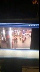 Atatürk Havalimanı patlama anı kameralarda