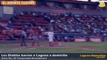 Reporte Vaquero - Serie Diablos Rojos del Mexico (Serie No 23 Temporada Bicentenario)