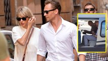 Taylor Swift and Tom Hiddleston Romantic Tour to Rome in Helicopter