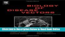 Read Biology of Disease Vectors, Second Edition (Marquardt, Biology of Disease Vectors)  Ebook Free