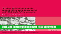 Read The Evolution and Emergence of RNA Viruses (Oxford Series in Ecology and Evolution)  Ebook