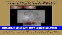 Read The Creative Therapies and Eating Disorders  Ebook Free