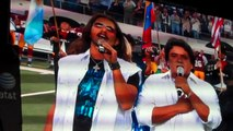 Los Lonely Boys National Anthem Dallas Cowboys Home Opener Vs Washington Redskins 9/26/11