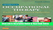 Read Pedretti s Occupational Therapy: Practice Skills for Physical Dysfunction, 7e (Occupational