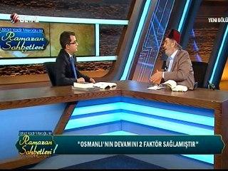 Üstad Kadir Mısıroğlu ile Ramazan Sohbetleri 28 Haziran 2016