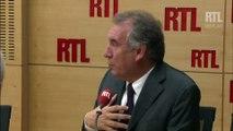 """""""Je suis absolument opposé à l'idée qu'on mélange religion et politique"""", déclare François Bayrou"""