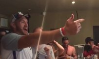 Le boxeur Tyson Fury paie 1.000 euros de Jägerbombs aux supporters anglais dans un bar !