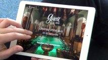 Talent du tourisme 2016 : Guest App - Région Pays de la Loire