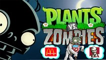 Plants VS Zombies Animation : Zombies` Fastfood