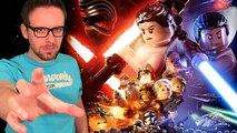 LEGO Star Wars Le Réveil de la Force : Le test vidéo de Romain