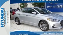 New 2017 Hyundai Elantra New Port Richey FL Tampa, FL #170203