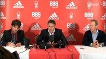 """Nottingham Forest - Montanier : """"Je suis très fier"""""""