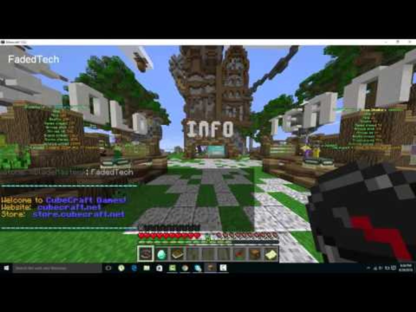 *Patched* How To Join Premium Servers With Cracked Minecraft 1 9x - Join  Cubecraft, Hypixel