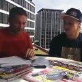 Interview Pages à Moto Journal