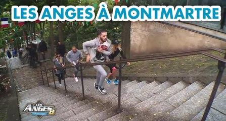 Les Anges 8 : les retrouvailles – ELA à Montmartre #épisode 2