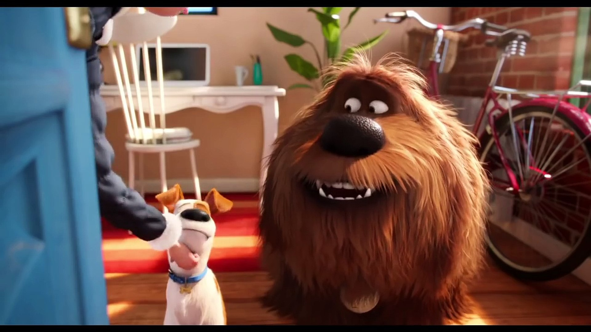 THE SECRET LIFE OF PETS Promo Clip - Know What Your Pets Are Up To (2016) Animated Comedy Movie HD