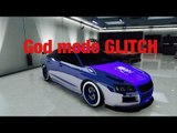 *SOLO* GTA 5 Online: ''GOD MODE GLITCH ' After Patch 1.28/1.30 (GTA 5 Glitches 1.30/1.28)