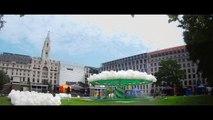 Rosapark pour Europcar (en partenariat avec Mercedes-Benz) - «Un carrousel de rêve» - juin 2016