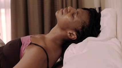 """Nse Ikpe Etim's Breathlessly  Aroused By Her Hubby During  Foreplay In """" Devil In The Details """"[1/4]"""