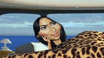 Kanye West , Kim Kardashian, Jay-Z , Nas, Pharrell Williams Funny Video