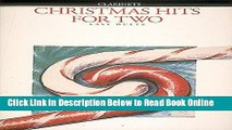Read Christmas Hits for Two Clarinet  Ebook Free