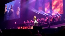 Celine Dion - Because You Loved Me - Concert / Live à Paris Bercy / AccorHotels Arena 24.06.16